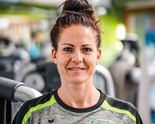 Fintessstudio Lübben Team MA Janine Kluske Gesundheitstrainerin Kursleiterin