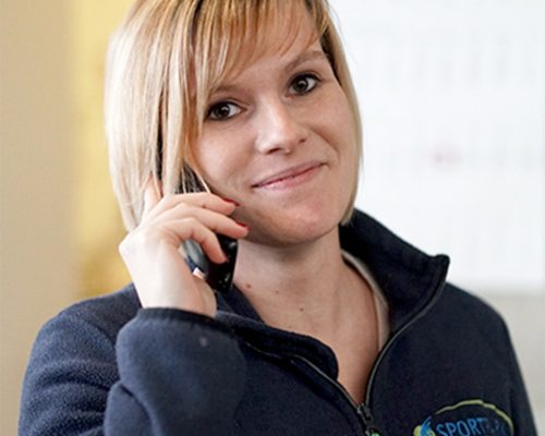 Fintessstudio Lübben Team MA Nina Puhlmann Mitgliedschaftsberaterin Servicemitarbeiterin