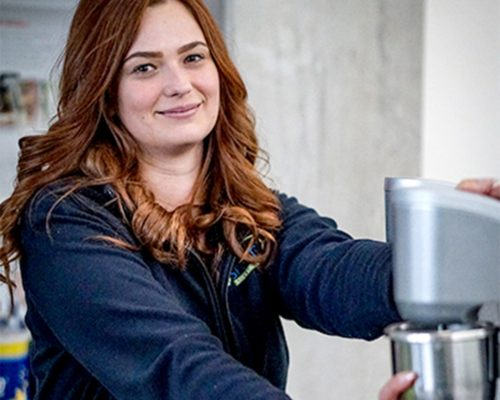 Fintessstudio Lübben Team MA Sabrina Huber Serviceleiterin