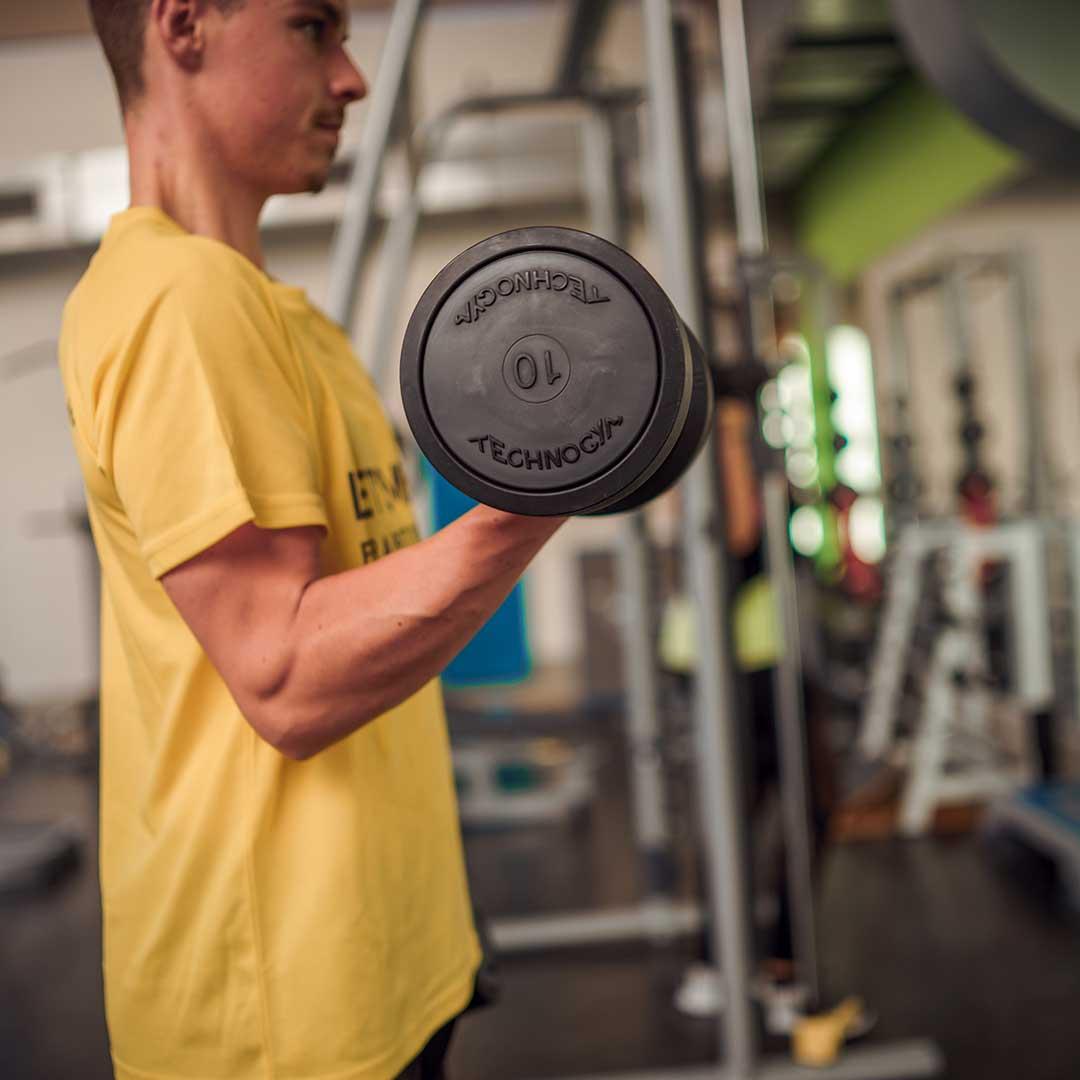 Fitnessstudio Lübben Sportpark Lübben Freihanteltraining