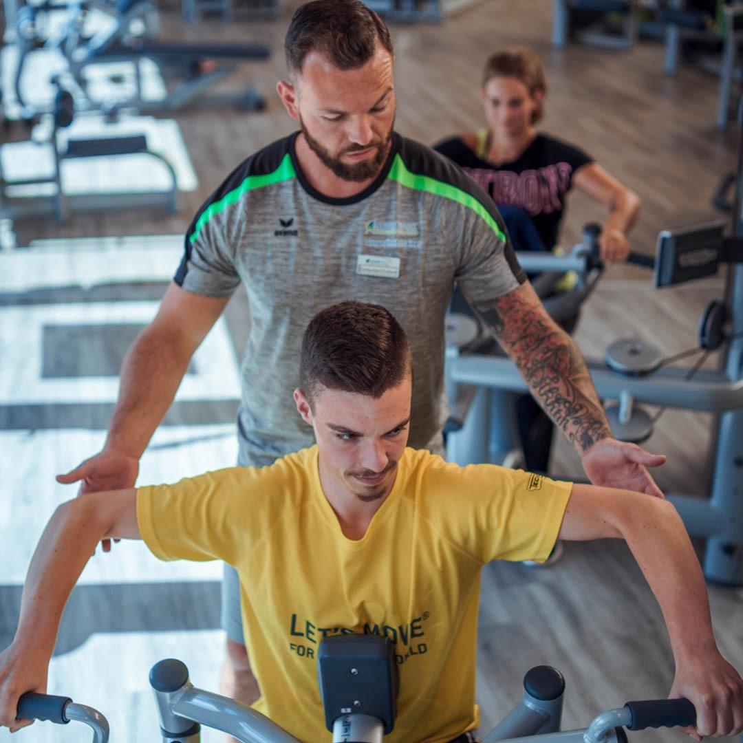 Fitnessstudio Lübben Sportpark Lübben Training 7