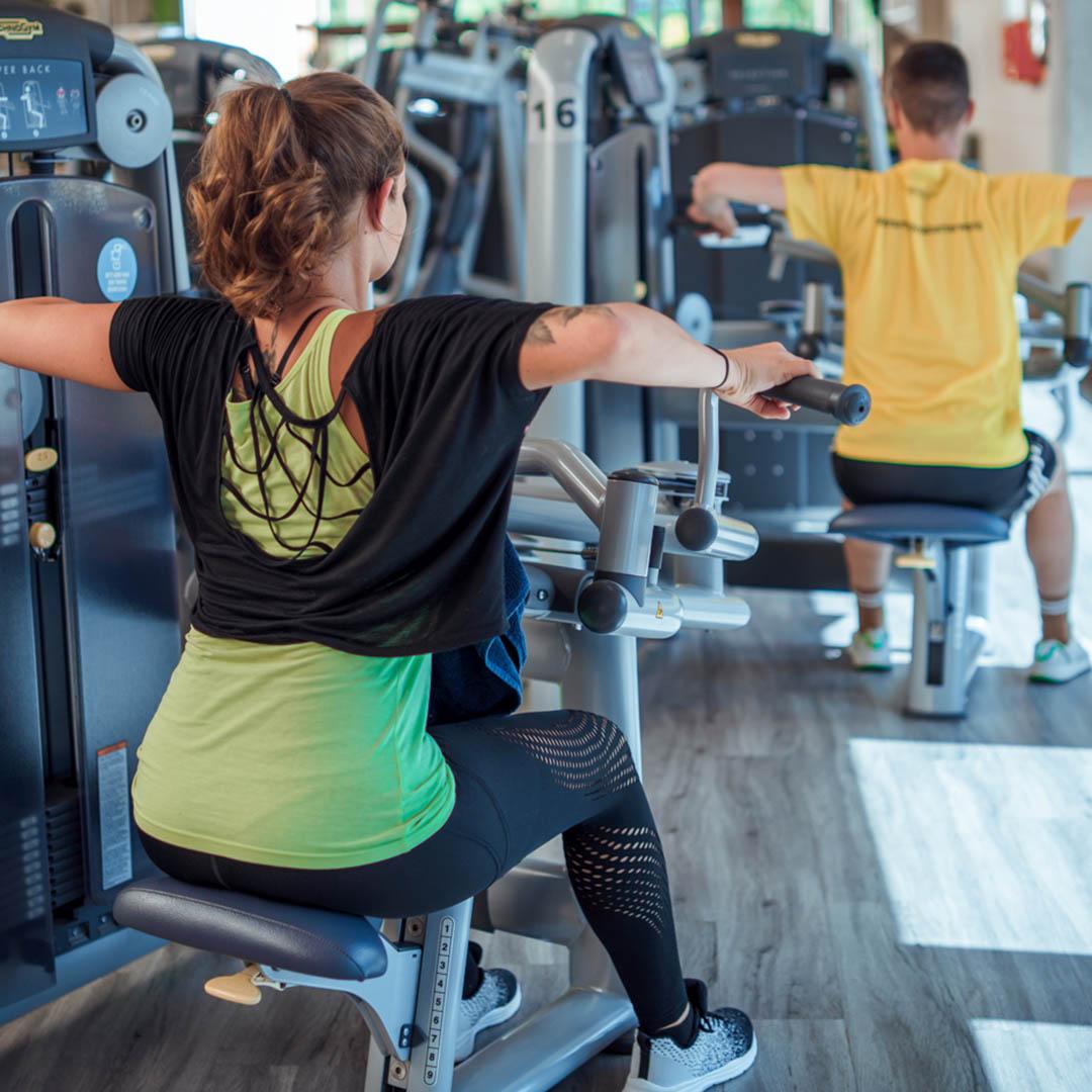 Fitnessstudio Lübben Sportpark Lübben Training 6
