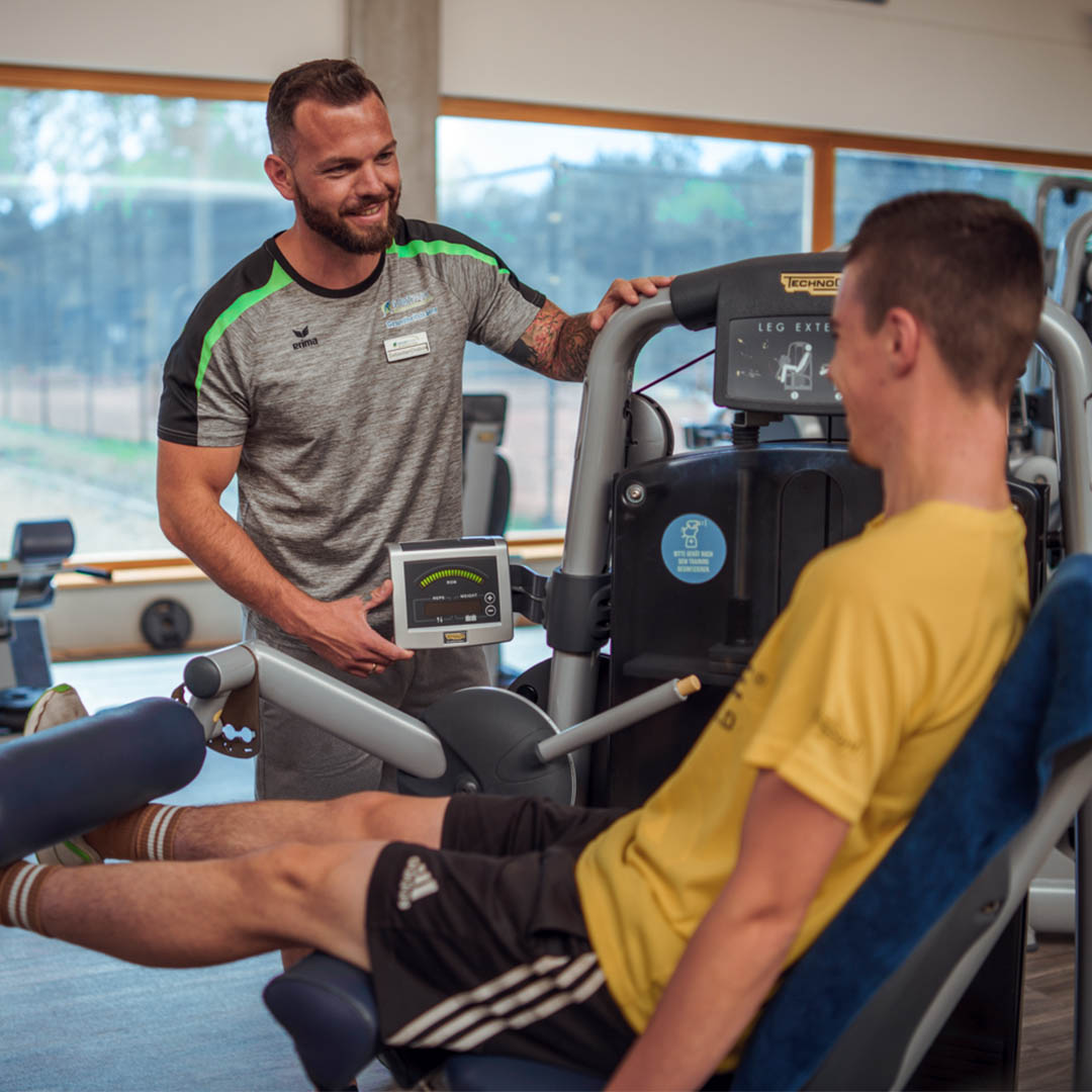 Fitnessstudio Lübben Sportpark Lübben Training 5