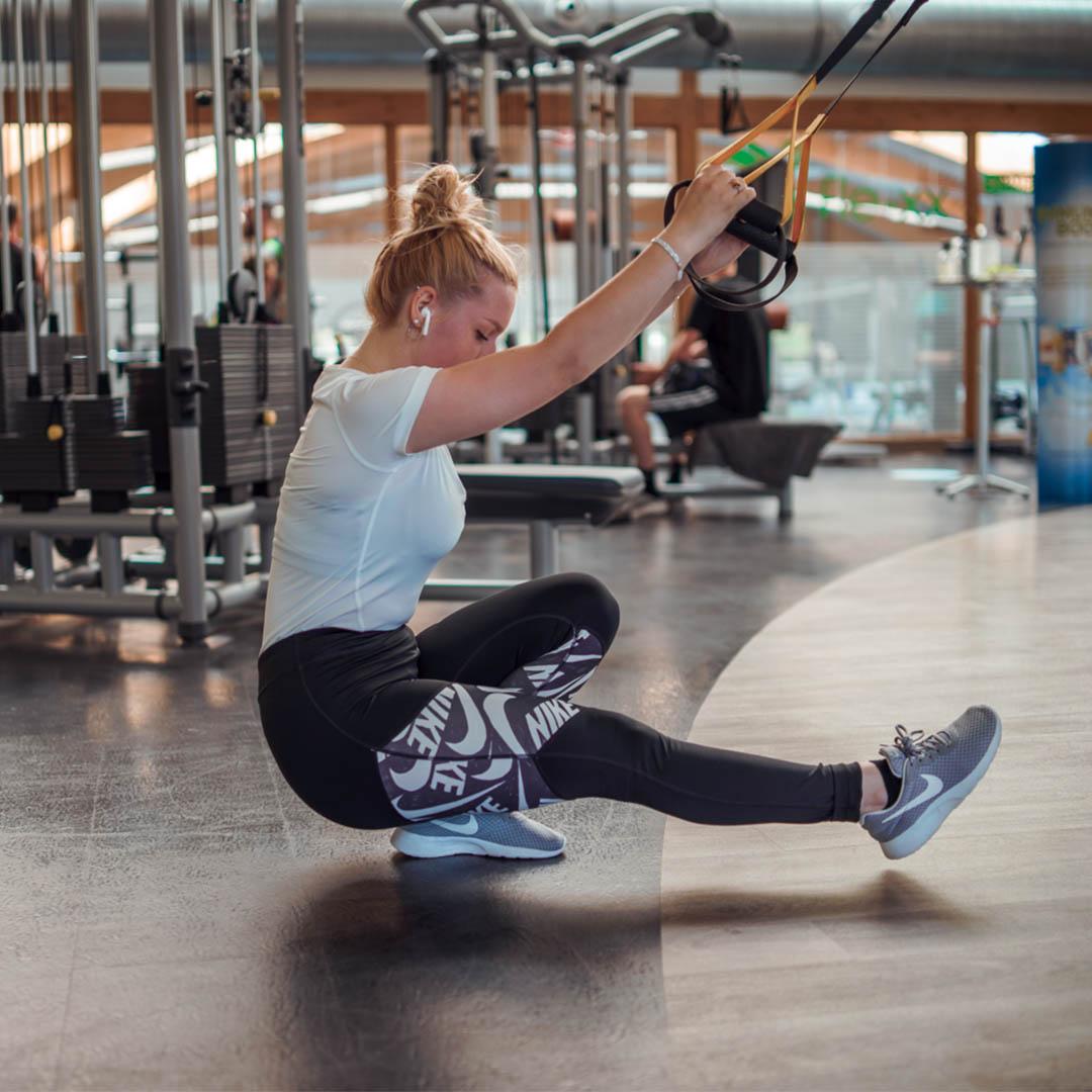 Fitnessstudio Lübben Sportpark Lübben Sportpark Training 2