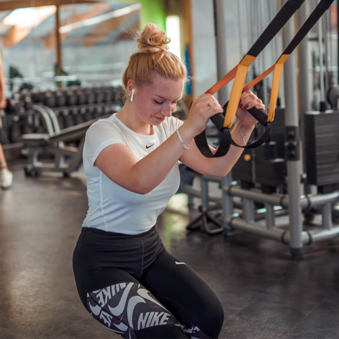 Fitnessstudio Lübben Sportpark Lübben Sportpark Training 1