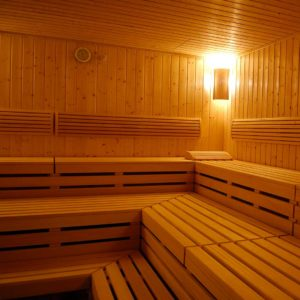 Fitnessstudio Lübben Sportpark Lübben Sauna in Lübben Bild 1